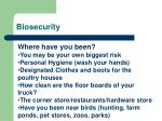 biosecurity24