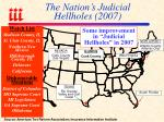 the nation s judicial hellholes 2007
