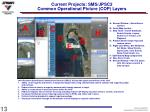current projects sms jpsc2 common operational picture cop layers