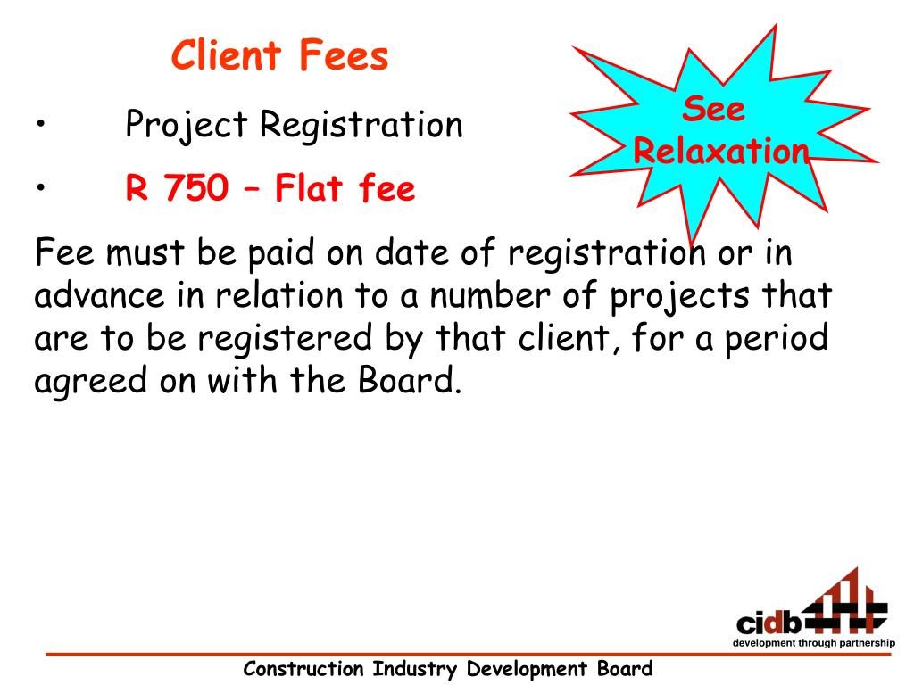 Client Fees