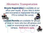 alternative transportation16