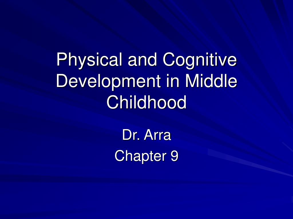 middle childhood Developmental stages essay adolescence is probably the most difficult period in life of every individual since it is a transitional stage between childhood and adulthood.