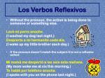 los verbos reflexivos3