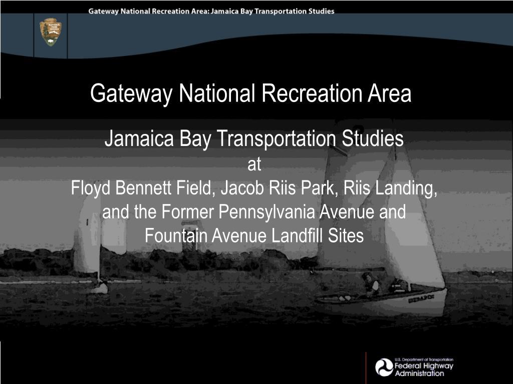 gateway national recreation area l.