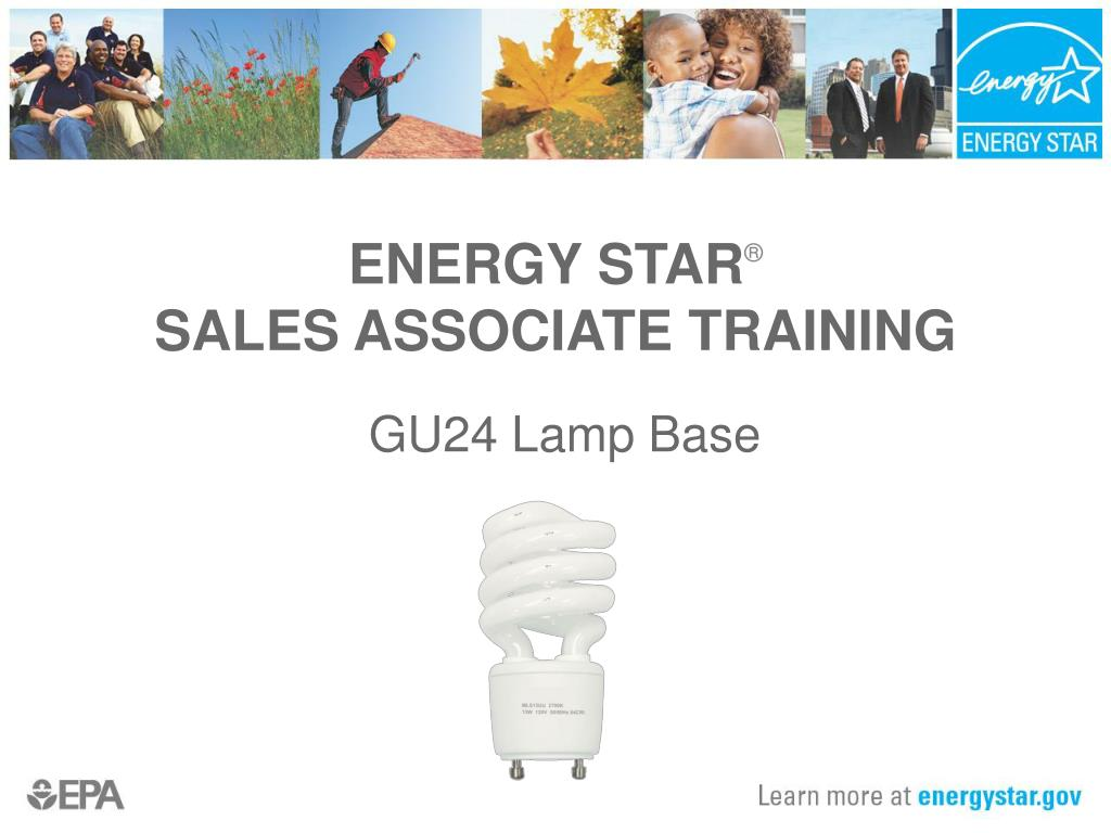 energy star sales associate training l.