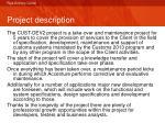 project description8