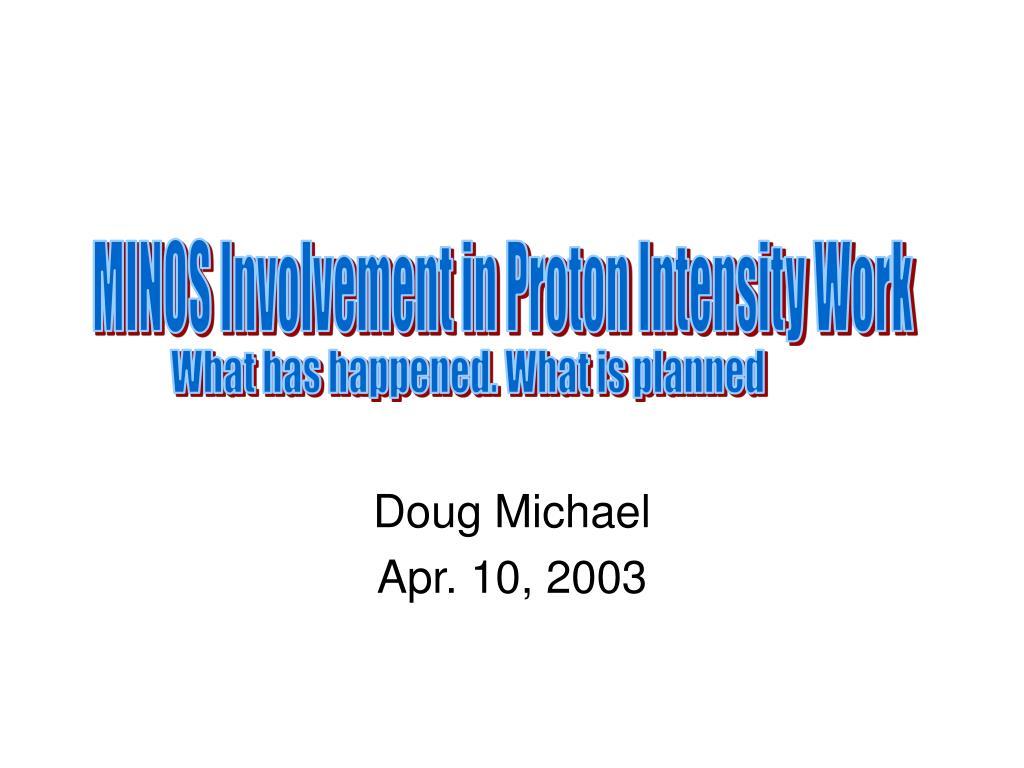 doug michael apr 10 2003 l.