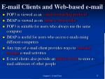 e mail clients and web based e mail17