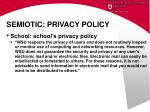 semiotic privacy policy11