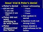 jesus trial peter s denial