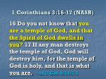 1 corinthians 3 16 17 nasb