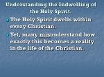 understanding the indwelling of the holy spirit4