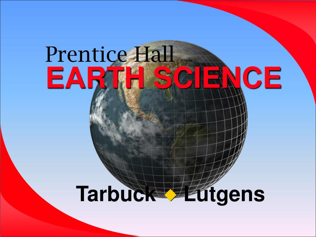 earth science 15th edition by tarbuck and lutgens
