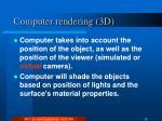 computer rendering 3d26