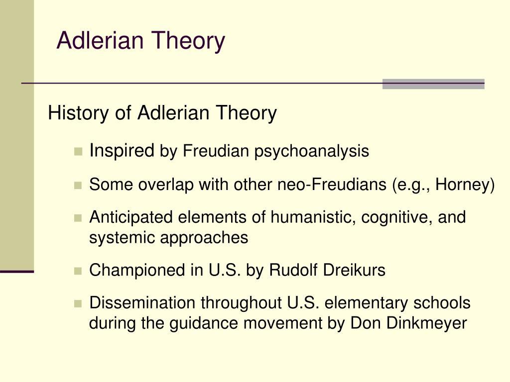 dreikurs goal centred theory
