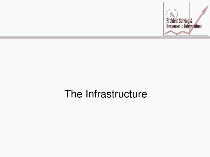 The Infrastructure