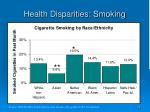 health disparities smoking
