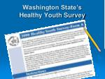 washington state s healthy youth survey