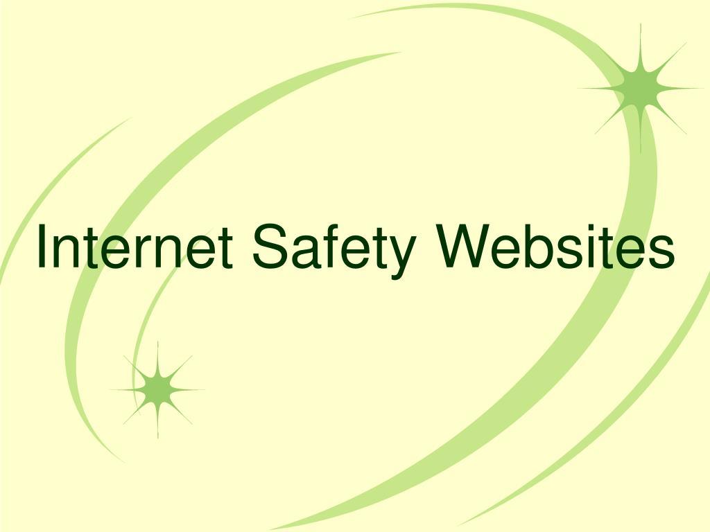 internet safety websites l.