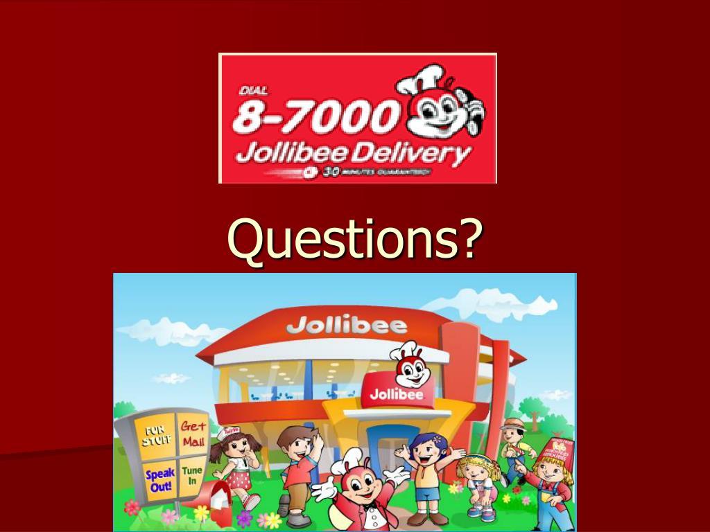 PPT - Jollibee Foods Corp PowerPoint Presentation - ID:303271