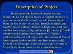 description of project6