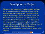 description of project8