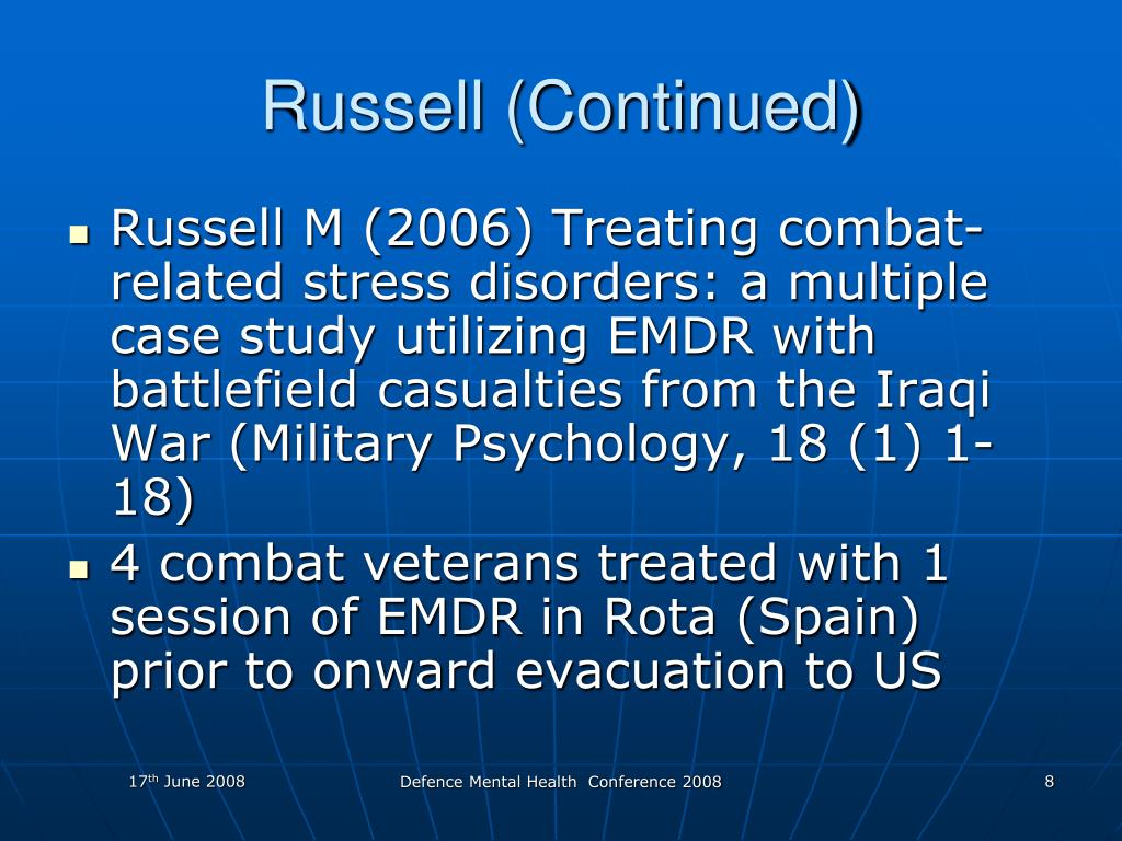 Russell (Continued)