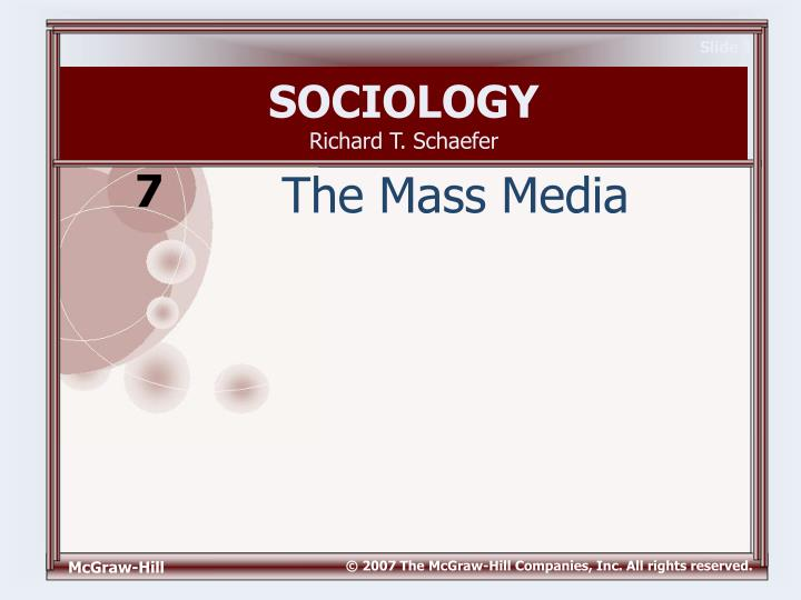 sociology richard t schaefer n.