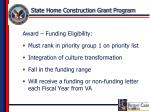 state home construction grant program10