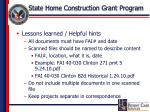 state home construction grant program15