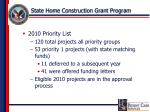 state home construction grant program6