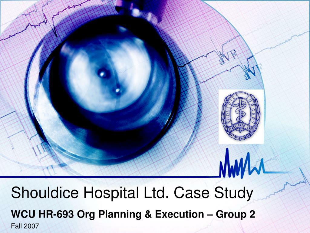 shouldice hospital limited (abridged) pdf