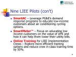nine liee pilots con t41