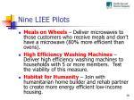 nine liee pilots