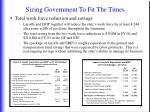sizing government to fit the times6