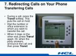 7 redirecting calls on your phone transferring calls