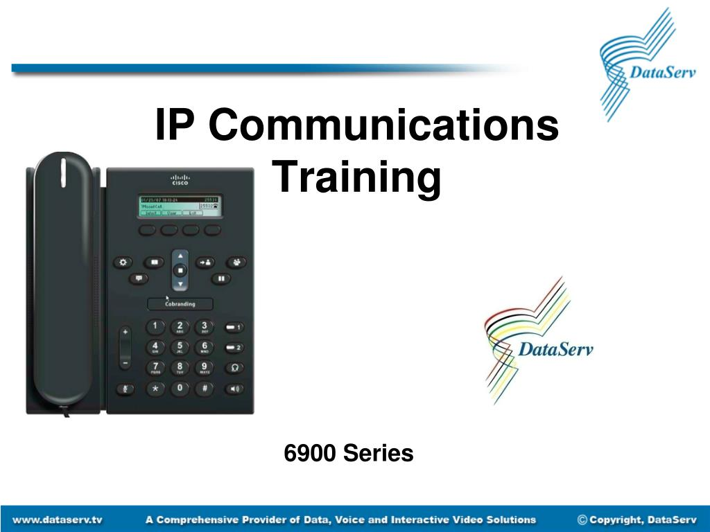 ip communications training l.