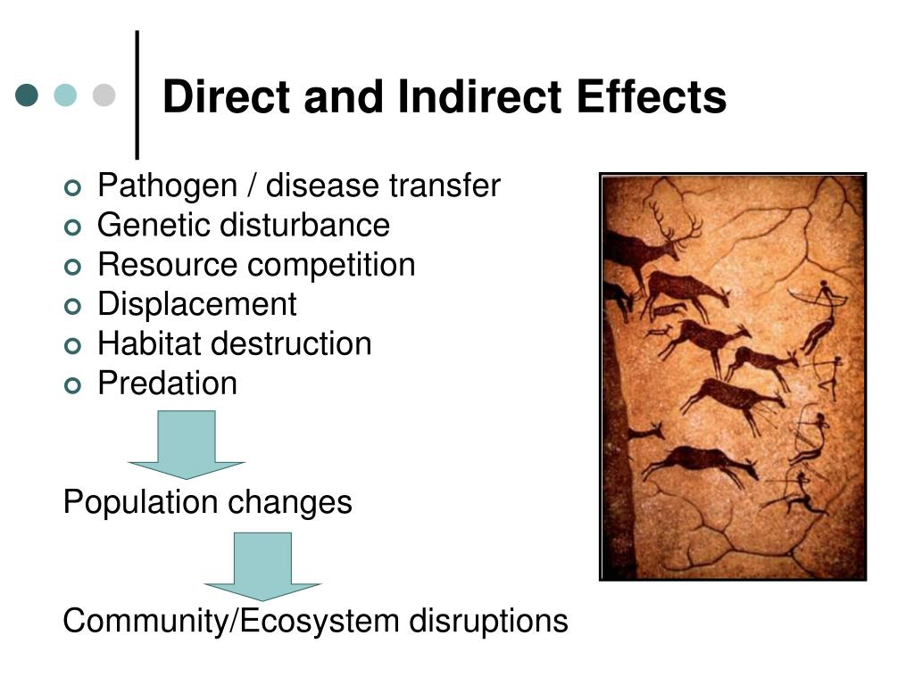 Direct and Indirect Effects