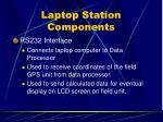 laptop station components17