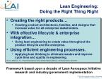 lean engineering doing the right thing right3