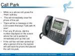 call park