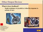 other output devices44