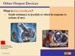 other output devices39