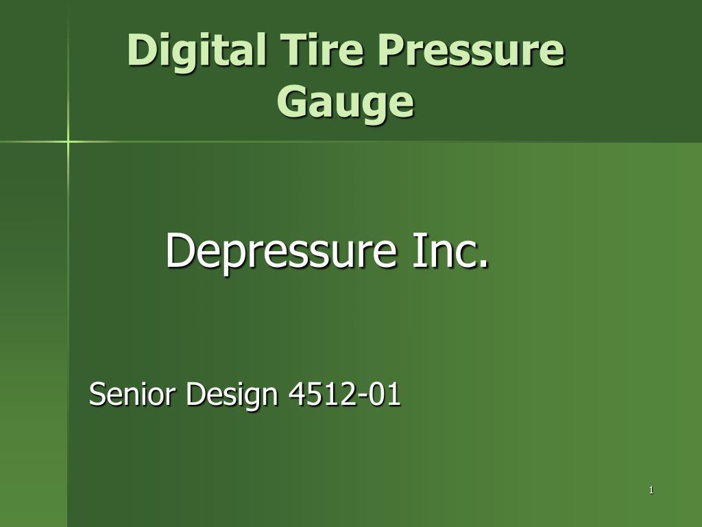 digital tire pressure gauge l.