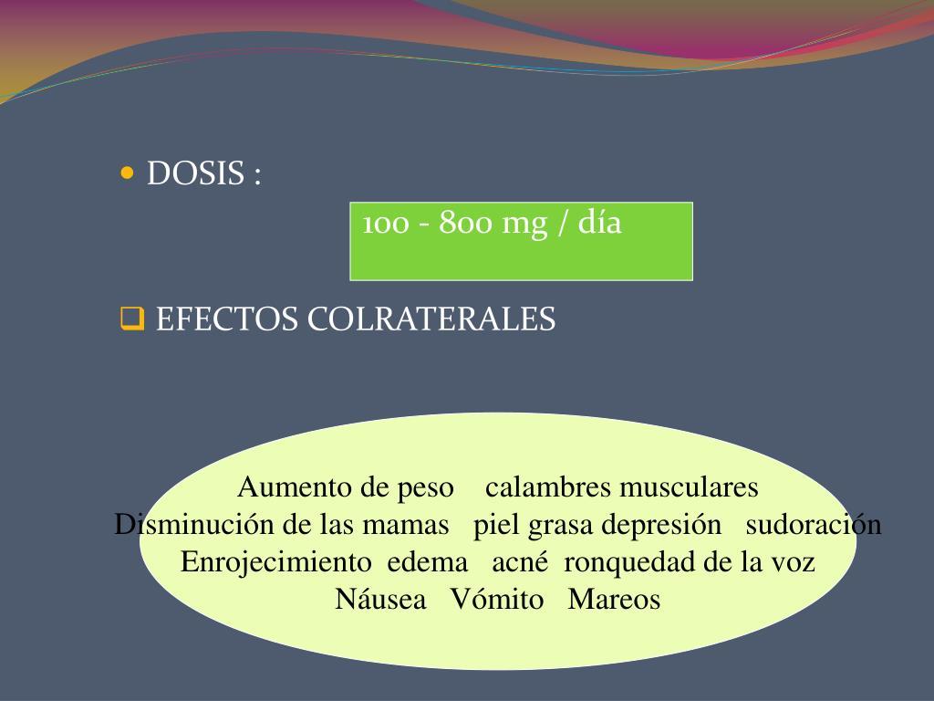 DOSIS :