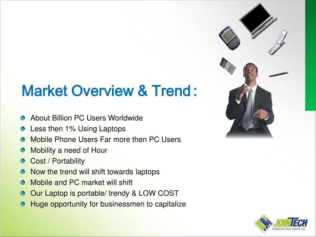 Market Overview & Trend
