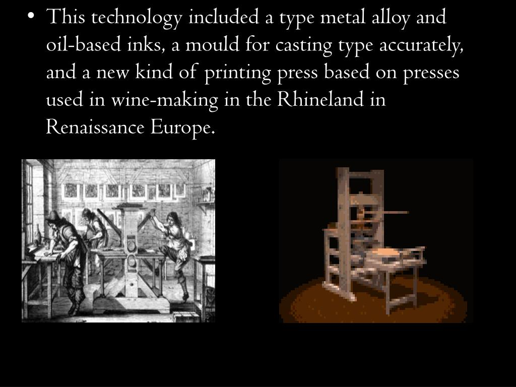 PPT - Johann Gutenberg PowerPoint Presentation - ID:303852