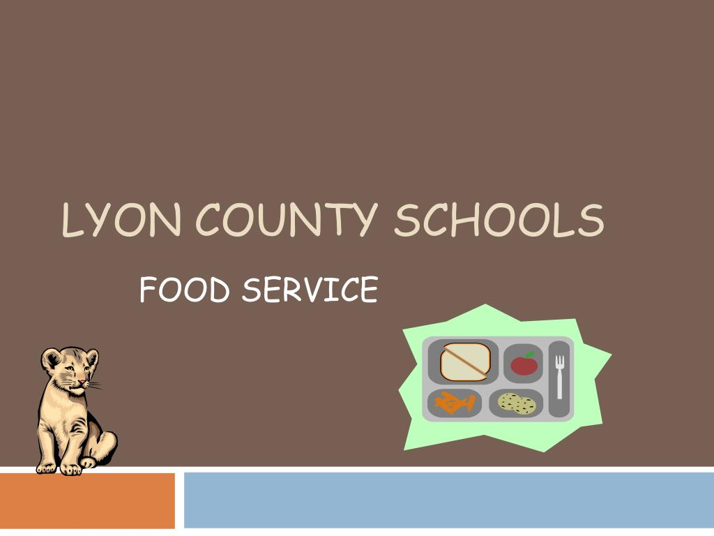 lyon county schools l.