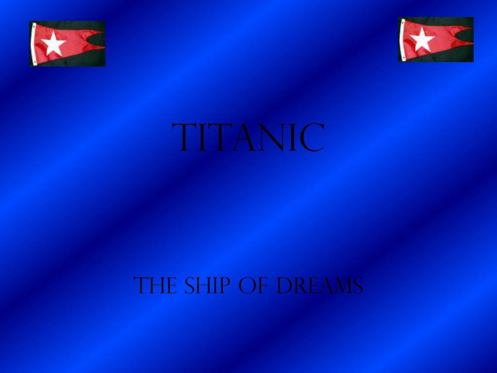 titanic l.
