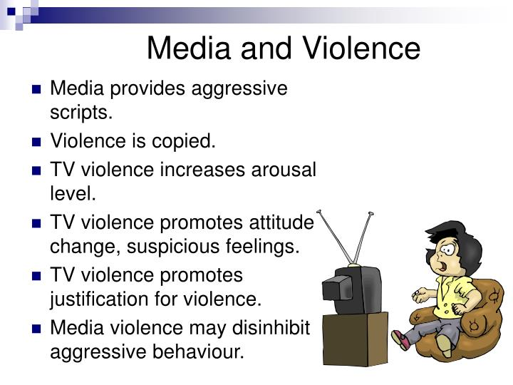 exposure to violent tv causes aggressive behavior Increases in their aggressive and violent behavior was  of violent media exposure (eg, tv  violent media on aggression in children and adults.